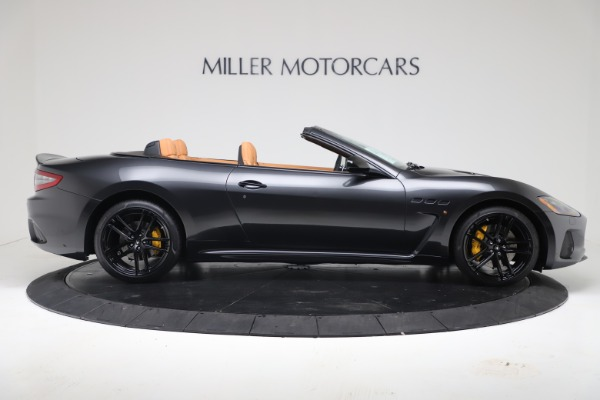New 2019 Maserati GranTurismo MC Convertible for sale $178,745 at Bugatti of Greenwich in Greenwich CT 06830 9
