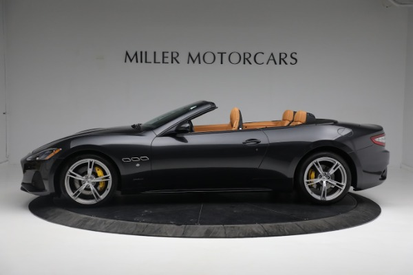 New 2019 Maserati GranTurismo Sport Convertible for sale Sold at Bugatti of Greenwich in Greenwich CT 06830 12