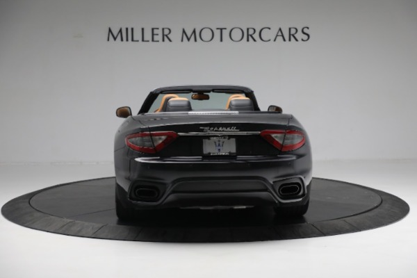 New 2019 Maserati GranTurismo Sport Convertible for sale $164,075 at Bugatti of Greenwich in Greenwich CT 06830 14