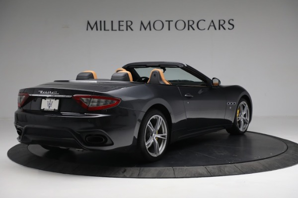 New 2019 Maserati GranTurismo Sport Convertible for sale Sold at Bugatti of Greenwich in Greenwich CT 06830 15