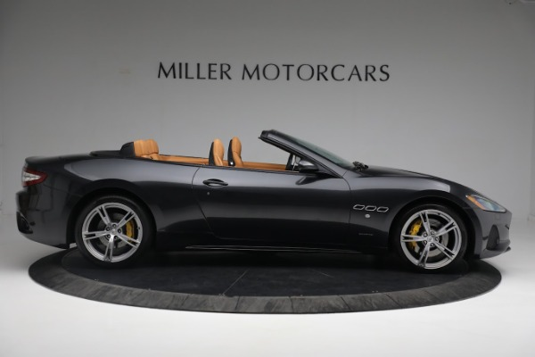 New 2019 Maserati GranTurismo Sport Convertible for sale Sold at Bugatti of Greenwich in Greenwich CT 06830 16