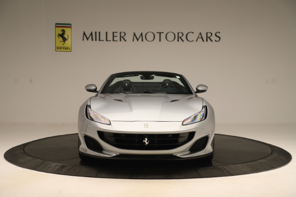 Used 2019 Ferrari Portofino for sale Sold at Bugatti of Greenwich in Greenwich CT 06830 12