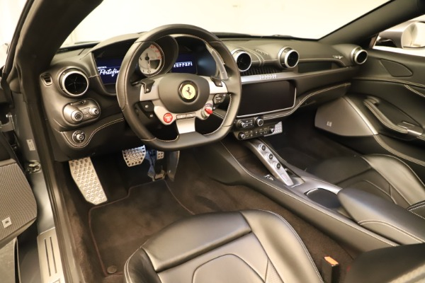 Used 2019 Ferrari Portofino for sale Sold at Bugatti of Greenwich in Greenwich CT 06830 24