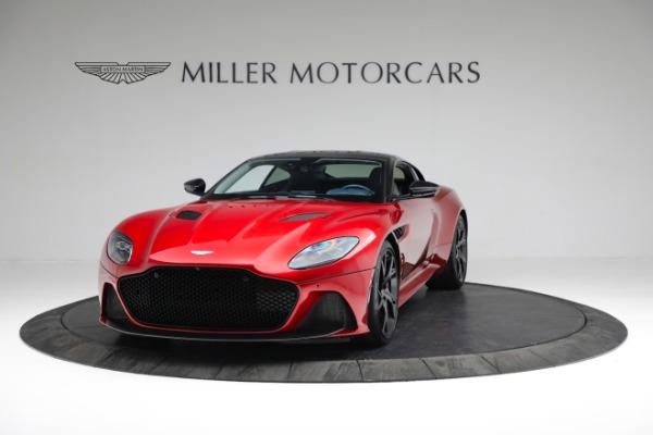 Used 2019 Aston Martin DBS Superleggera for sale Sold at Bugatti of Greenwich in Greenwich CT 06830 12