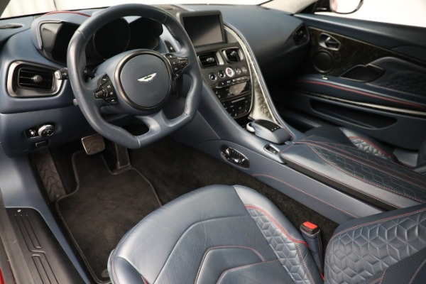 Used 2019 Aston Martin DBS Superleggera for sale Sold at Bugatti of Greenwich in Greenwich CT 06830 13