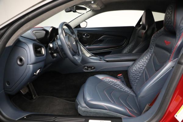 Used 2019 Aston Martin DBS Superleggera for sale Sold at Bugatti of Greenwich in Greenwich CT 06830 14