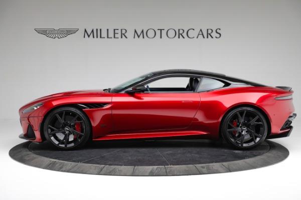 Used 2019 Aston Martin DBS Superleggera for sale Sold at Bugatti of Greenwich in Greenwich CT 06830 2