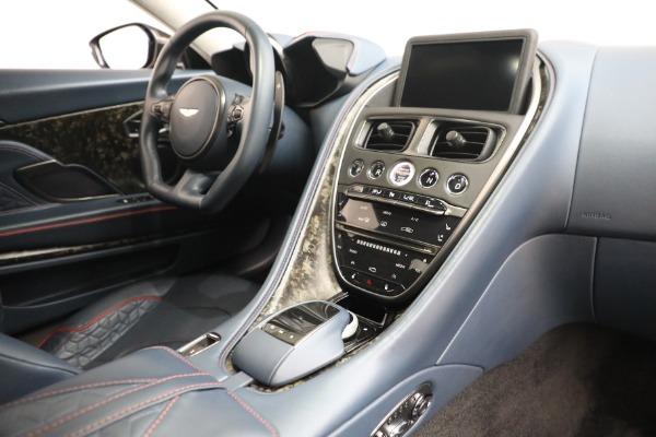 Used 2019 Aston Martin DBS Superleggera for sale $259,900 at Bugatti of Greenwich in Greenwich CT 06830 22