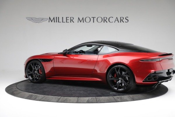Used 2019 Aston Martin DBS Superleggera for sale Sold at Bugatti of Greenwich in Greenwich CT 06830 3