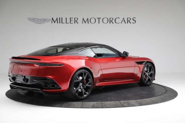 Used 2019 Aston Martin DBS Superleggera for sale Sold at Bugatti of Greenwich in Greenwich CT 06830 7