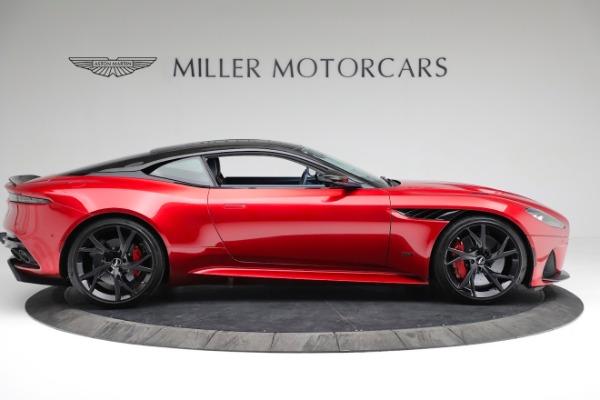 Used 2019 Aston Martin DBS Superleggera for sale Sold at Bugatti of Greenwich in Greenwich CT 06830 8