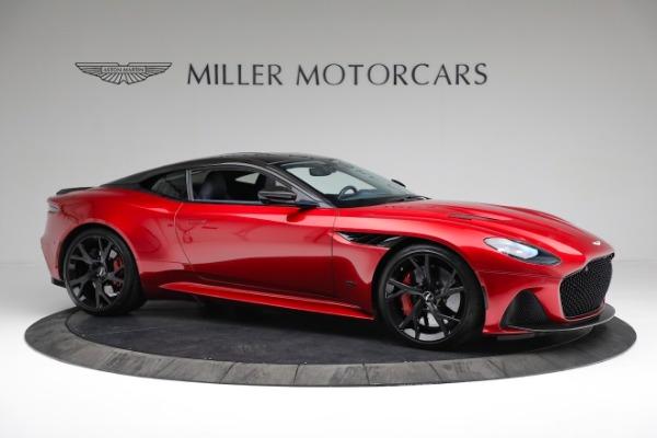 Used 2019 Aston Martin DBS Superleggera for sale Sold at Bugatti of Greenwich in Greenwich CT 06830 9