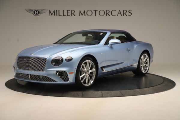 New 2020 Bentley Continental GTC V8 for sale Sold at Bugatti of Greenwich in Greenwich CT 06830 13