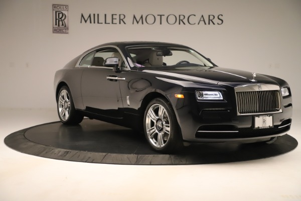 Used 2015 Rolls-Royce Wraith for sale Sold at Bugatti of Greenwich in Greenwich CT 06830 12