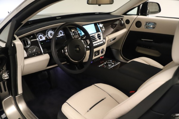 Used 2015 Rolls-Royce Wraith for sale Sold at Bugatti of Greenwich in Greenwich CT 06830 18