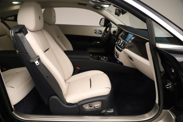 Used 2015 Rolls-Royce Wraith for sale Sold at Bugatti of Greenwich in Greenwich CT 06830 28