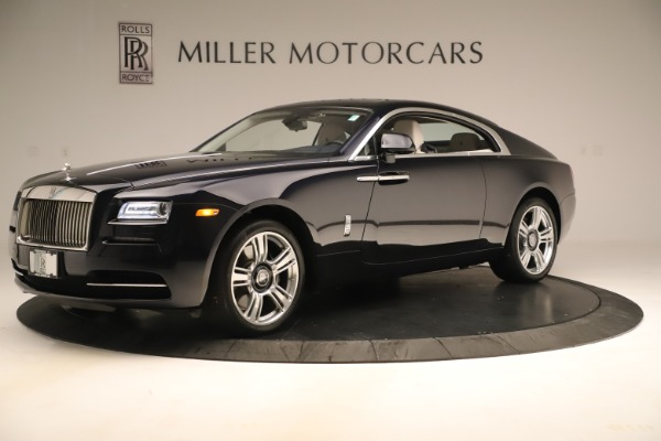 Used 2015 Rolls-Royce Wraith for sale Sold at Bugatti of Greenwich in Greenwich CT 06830 3