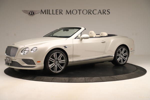 Used 2016 Bentley Continental GTC W12 for sale Call for price at Bugatti of Greenwich in Greenwich CT 06830 2