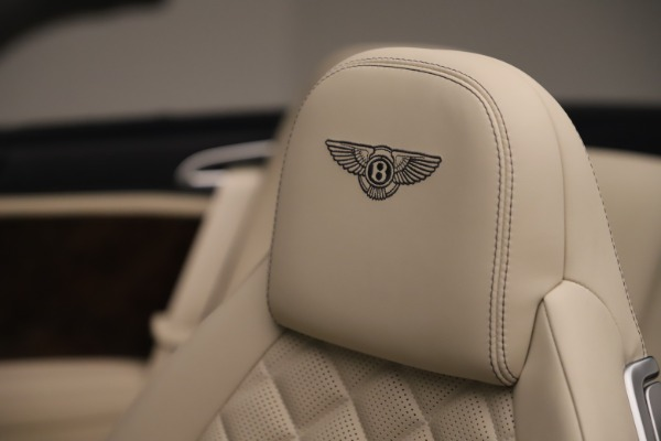 Used 2016 Bentley Continental GTC W12 for sale Call for price at Bugatti of Greenwich in Greenwich CT 06830 26