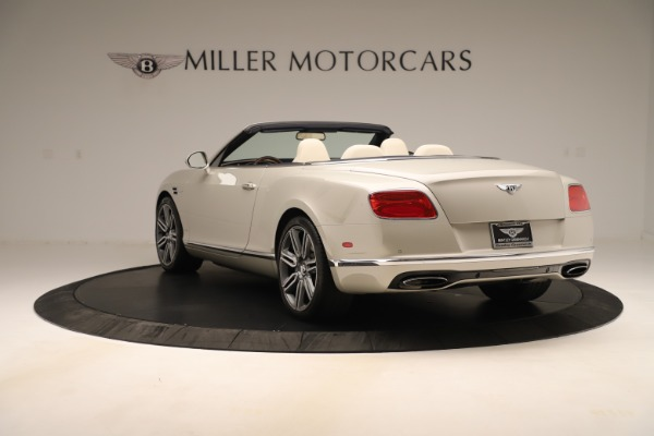 Used 2016 Bentley Continental GTC W12 for sale Call for price at Bugatti of Greenwich in Greenwich CT 06830 5