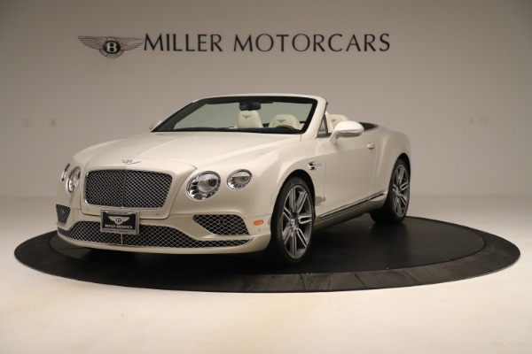 Used 2016 Bentley Continental GTC W12 for sale Call for price at Bugatti of Greenwich in Greenwich CT 06830 1