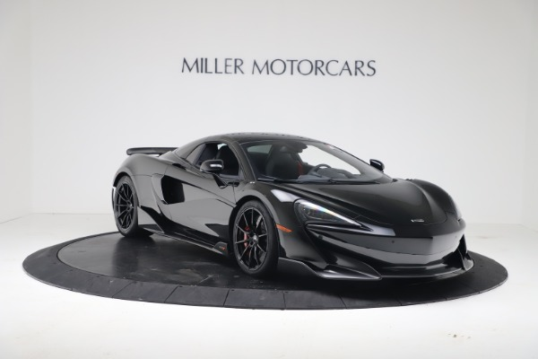Used 2020 McLaren 600LT Spider for sale $249,900 at Bugatti of Greenwich in Greenwich CT 06830 16