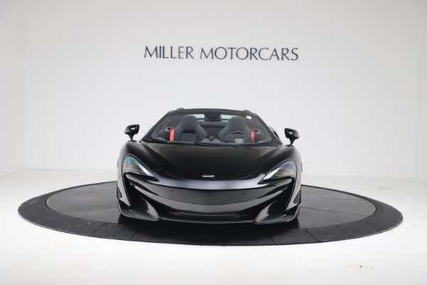Used 2020 McLaren 600LT Spider for sale $249,900 at Bugatti of Greenwich in Greenwich CT 06830 3