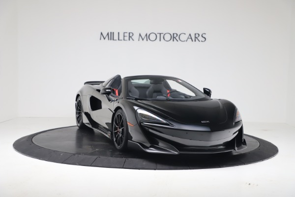 Used 2020 McLaren 600LT Spider for sale $249,900 at Bugatti of Greenwich in Greenwich CT 06830 4