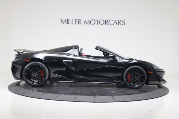 Used 2020 McLaren 600LT Spider for sale $249,900 at Bugatti of Greenwich in Greenwich CT 06830 6