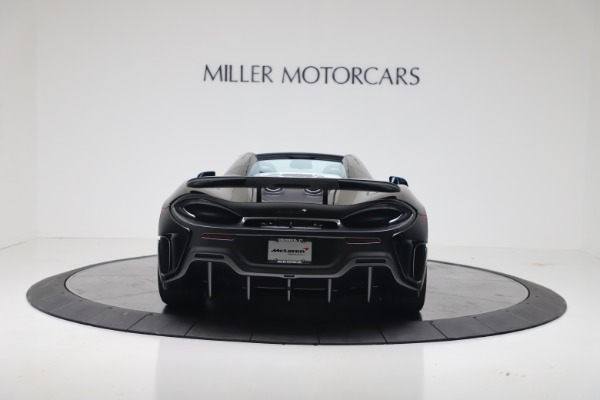 Used 2020 McLaren 600LT Spider for sale $249,900 at Bugatti of Greenwich in Greenwich CT 06830 9