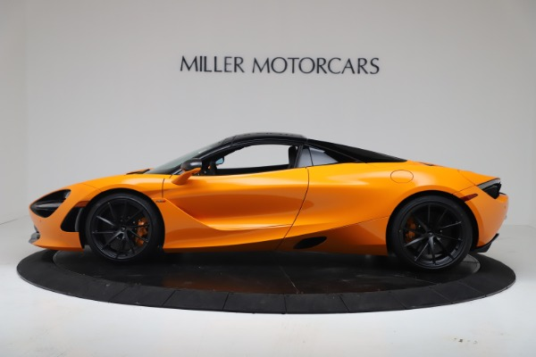 New 2020 McLaren 720S Spider Performance for sale $374,440 at Bugatti of Greenwich in Greenwich CT 06830 15