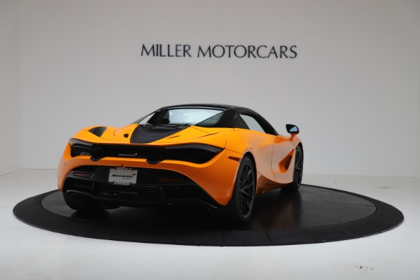 New 2020 McLaren 720S Spider Convertible for sale $374,440 at Bugatti of Greenwich in Greenwich CT 06830 17