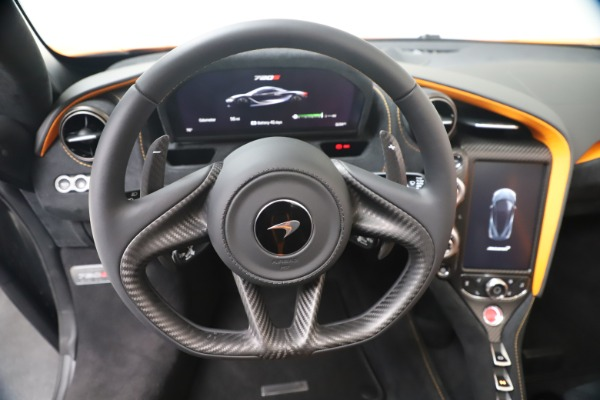 New 2020 McLaren 720S Spider Convertible for sale $374,440 at Bugatti of Greenwich in Greenwich CT 06830 24