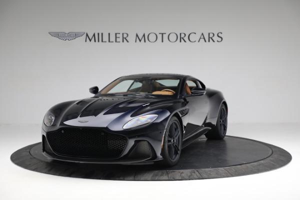 New 2020 Aston Martin DBS Superleggera Coupe for sale $371,006 at Bugatti of Greenwich in Greenwich CT 06830 12