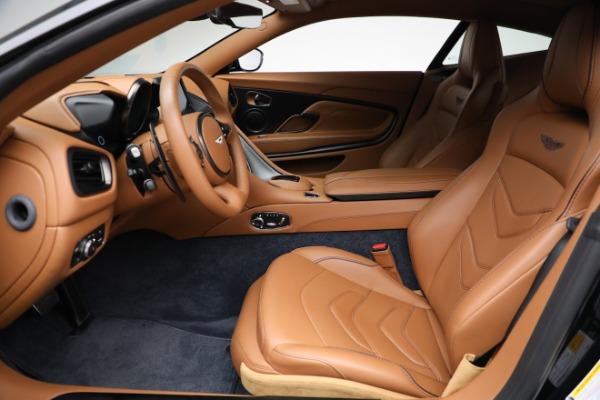 New 2020 Aston Martin DBS Superleggera Coupe for sale $371,006 at Bugatti of Greenwich in Greenwich CT 06830 14