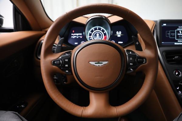 New 2020 Aston Martin DBS Superleggera Coupe for sale $371,006 at Bugatti of Greenwich in Greenwich CT 06830 16