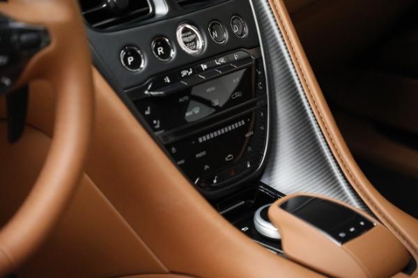 New 2020 Aston Martin DBS Superleggera Coupe for sale $371,006 at Bugatti of Greenwich in Greenwich CT 06830 18