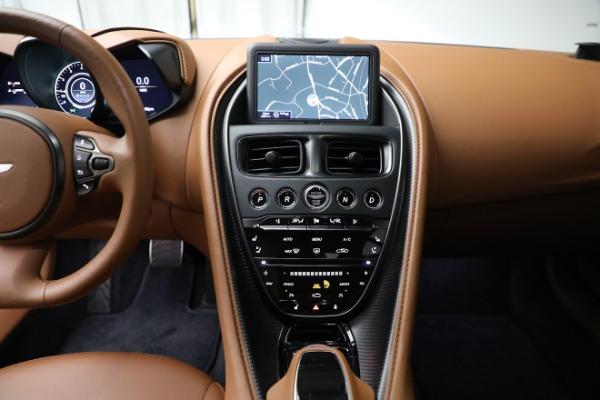 New 2020 Aston Martin DBS Superleggera Coupe for sale $371,006 at Bugatti of Greenwich in Greenwich CT 06830 19