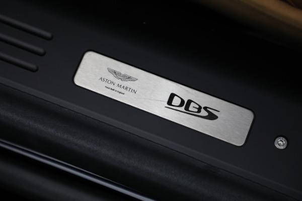 New 2020 Aston Martin DBS Superleggera Coupe for sale $371,006 at Bugatti of Greenwich in Greenwich CT 06830 21