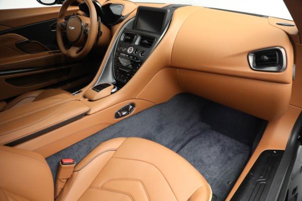 New 2020 Aston Martin DBS Superleggera Coupe for sale $371,006 at Bugatti of Greenwich in Greenwich CT 06830 26