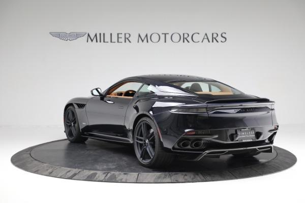 New 2020 Aston Martin DBS Superleggera Coupe for sale $371,006 at Bugatti of Greenwich in Greenwich CT 06830 4