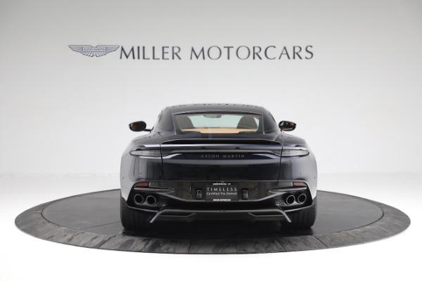 New 2020 Aston Martin DBS Superleggera Coupe for sale $371,006 at Bugatti of Greenwich in Greenwich CT 06830 5