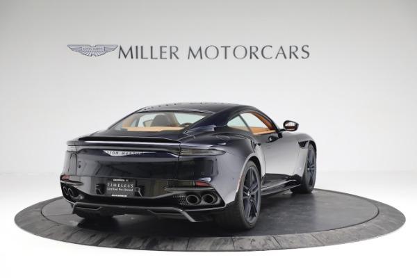 New 2020 Aston Martin DBS Superleggera Coupe for sale $371,006 at Bugatti of Greenwich in Greenwich CT 06830 6