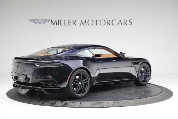 New 2020 Aston Martin DBS Superleggera Coupe for sale $371,006 at Bugatti of Greenwich in Greenwich CT 06830 7