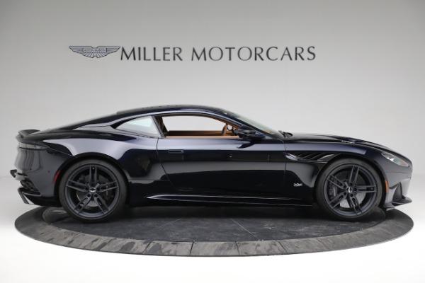 New 2020 Aston Martin DBS Superleggera Coupe for sale $371,006 at Bugatti of Greenwich in Greenwich CT 06830 8