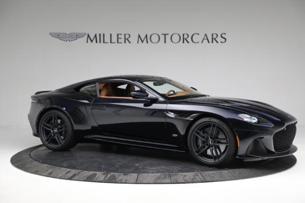 New 2020 Aston Martin DBS Superleggera Coupe for sale $371,006 at Bugatti of Greenwich in Greenwich CT 06830 9