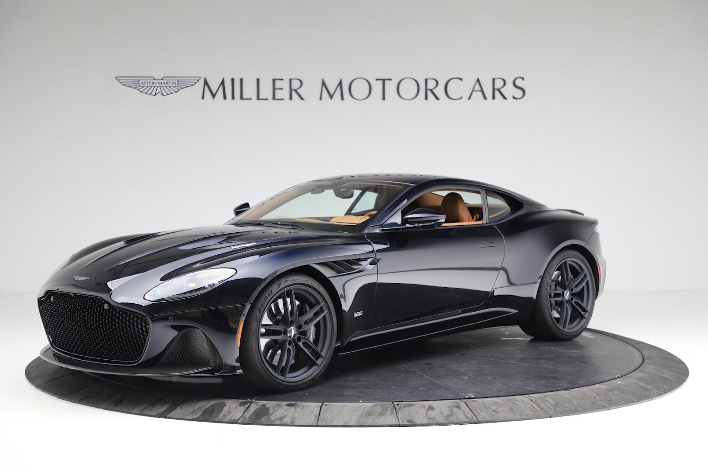 New 2020 Aston Martin DBS Superleggera Coupe for sale $371,006 at Bugatti of Greenwich in Greenwich CT 06830 1