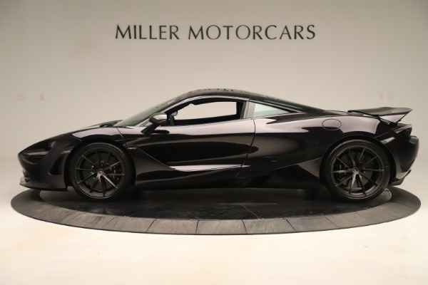 Used 2018 McLaren 720S Coupe for sale Sold at Bugatti of Greenwich in Greenwich CT 06830 2