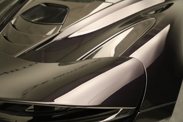 Used 2018 McLaren 720S Coupe for sale Sold at Bugatti of Greenwich in Greenwich CT 06830 26