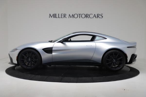 New 2020 Aston Martin Vantage Coupe for sale Sold at Bugatti of Greenwich in Greenwich CT 06830 23